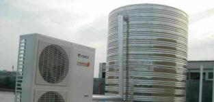 空气能热水器案例