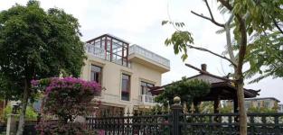 亚虎娱乐场空气能热水器配600升水箱西海豪园尊贵专属别墅